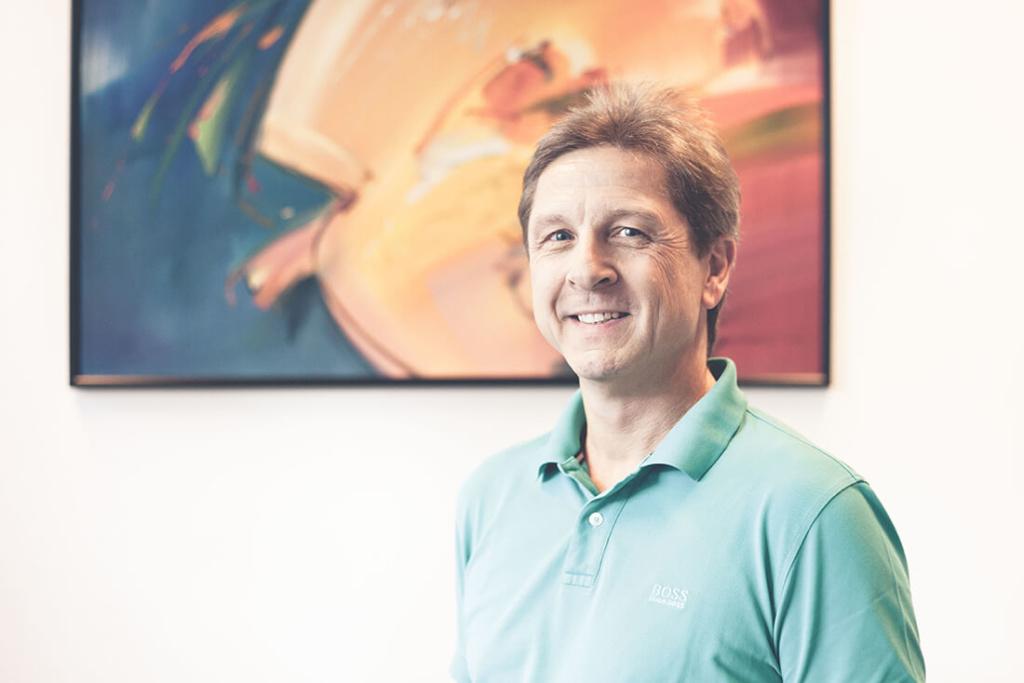 Orthopädie Wannsee - Harbrecht - Team - Dr. Joachim Harbrecht