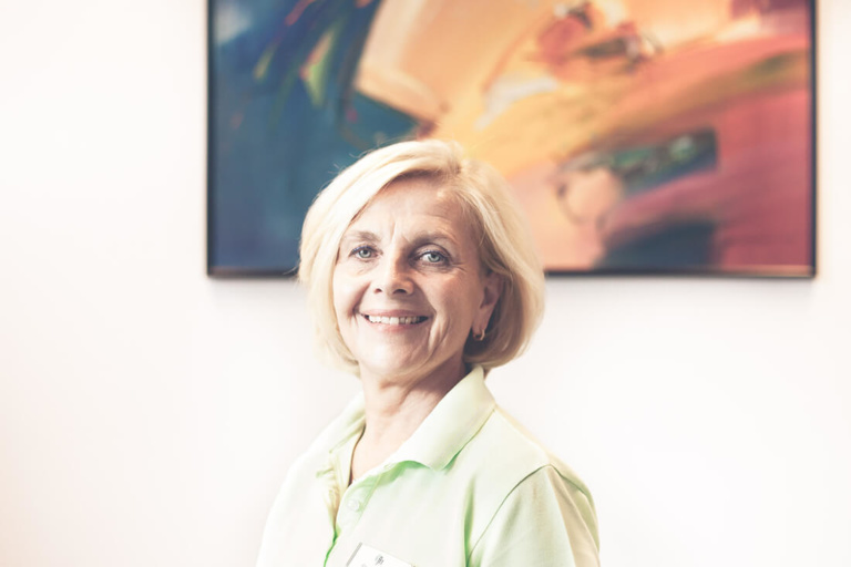 Orthopädie Wannsee - Harbrecht - Team - Elke Harbrecht