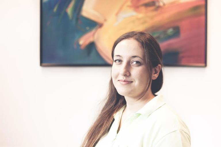 Orthopädie Wannsee - Harbrecht - Team - Lina Kadi